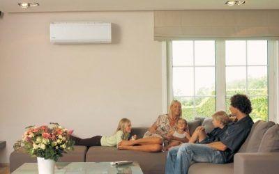 Camuflar el aire acondicionado
