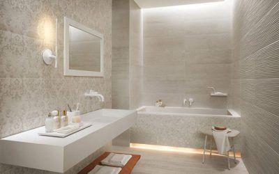¿Cómo iluminar un baño sin ventanas?
