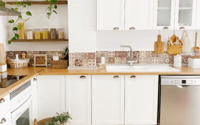 Ideas MUY rápidas para lavarle la cara a tu cocina