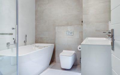 ¿Cómo ventilar un baño sin ventanas?